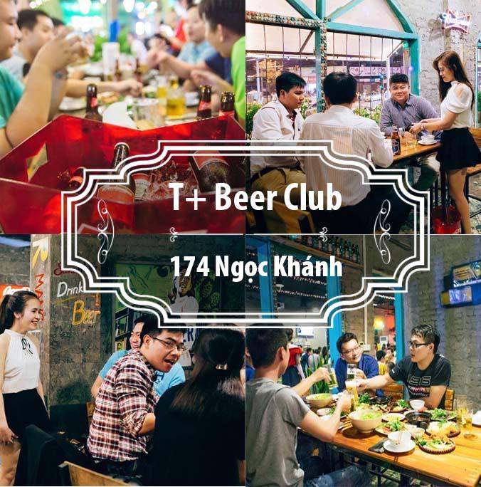 T+ Beer Club - Ngọc Khánh -