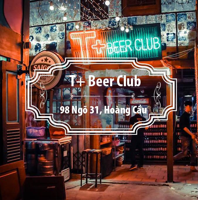 T+ Beer Club - Hoàng Cầu -