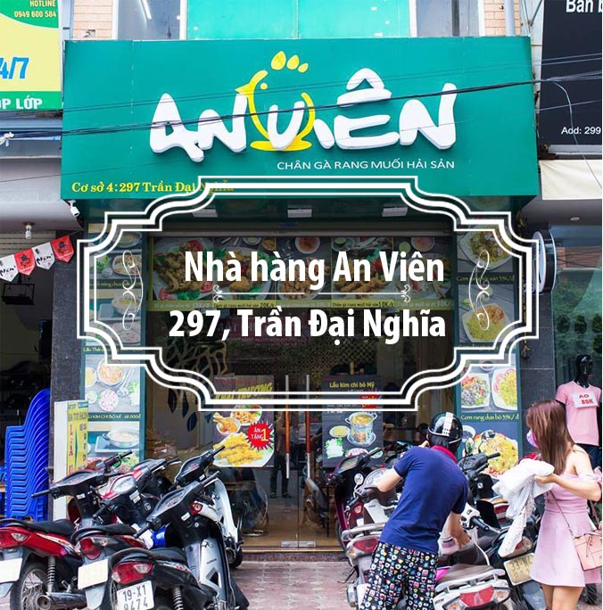 Nhà hàng An Viên - Trần Đại Nghĩa -