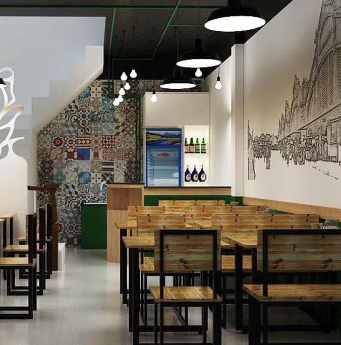Nhà hàng An Viên - Bát Đàn -
