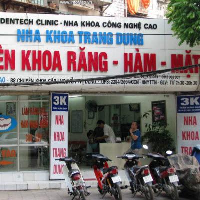 Nha khoa Trang Dung - Công nghệ hiện đại trên đôi tay mềm mại
