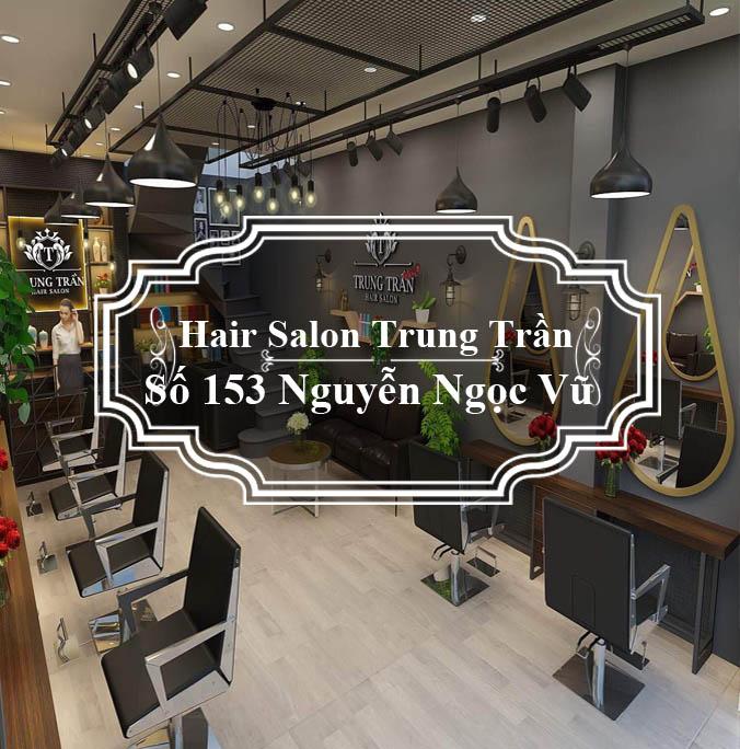 Hair Salon Trung Trần