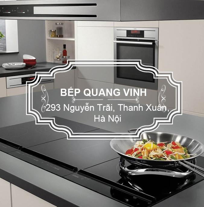 Quang Vinh - Hệ thống siêu thị bếp hàng đầu Việt Nam