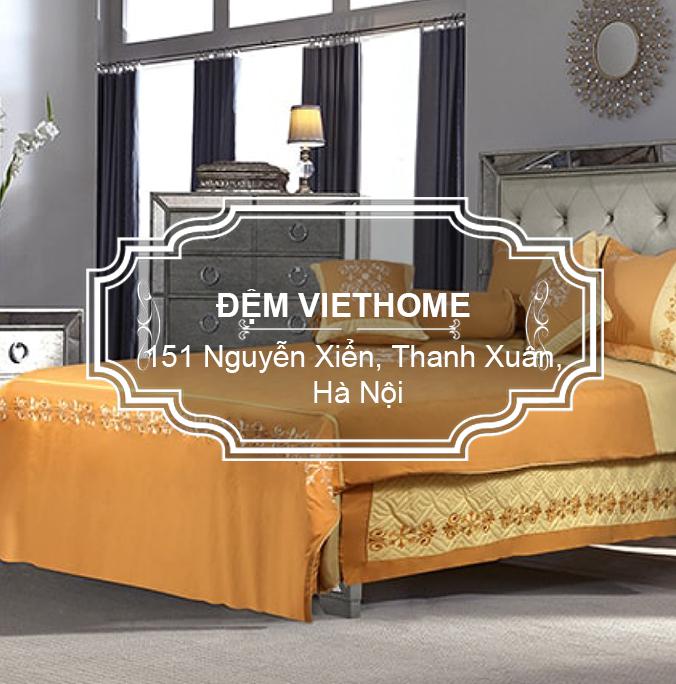 Đệm Việt Home - Chăm sóc sức khỏe giấc ngủ gia đình Việt