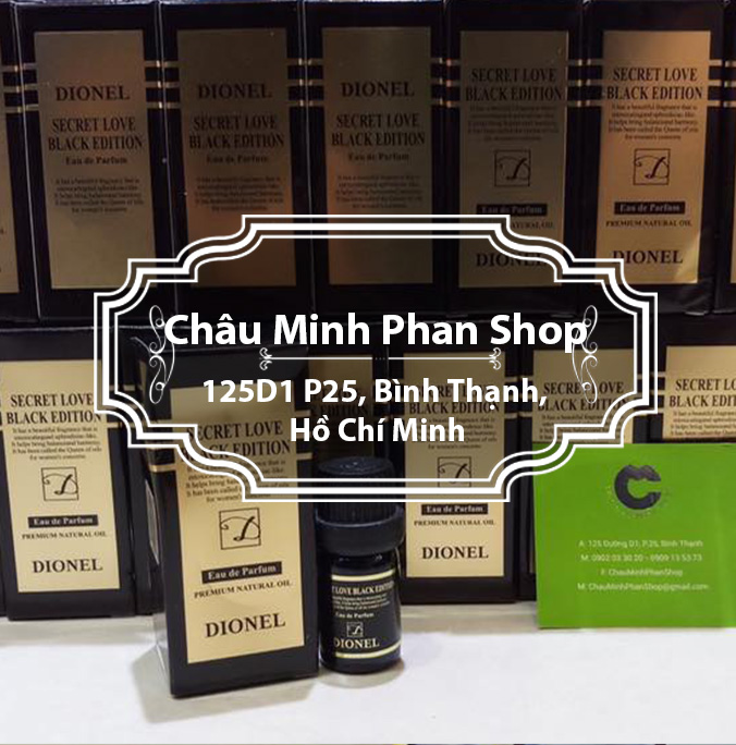 Châu Minh Phan Shop - Hàng xách tay chính hãng