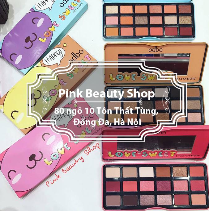 Pink Beauty Shop - Thiên đường mỹ phẩm cao cấp