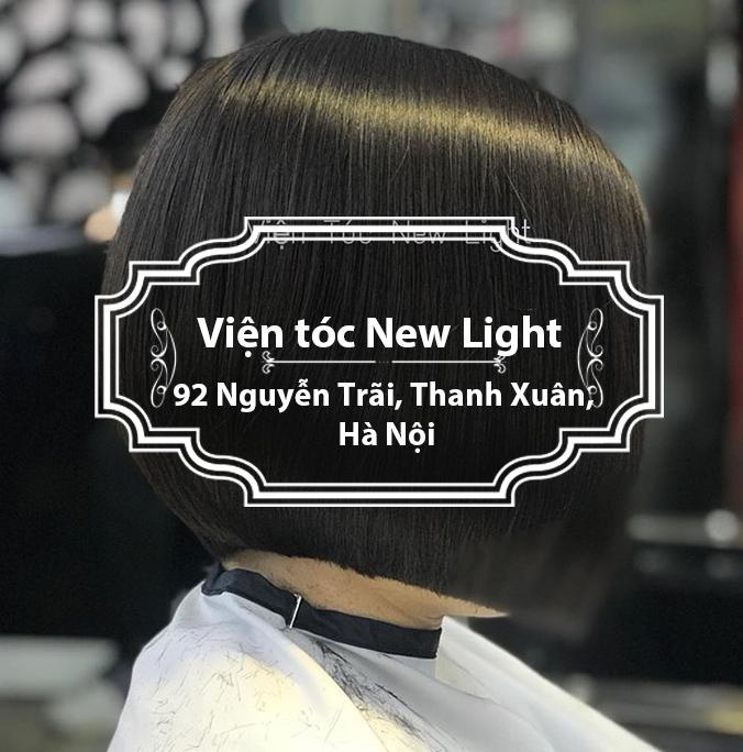 Viện tóc NewLight - Tôn vinh vẻ đẹp mái tóc