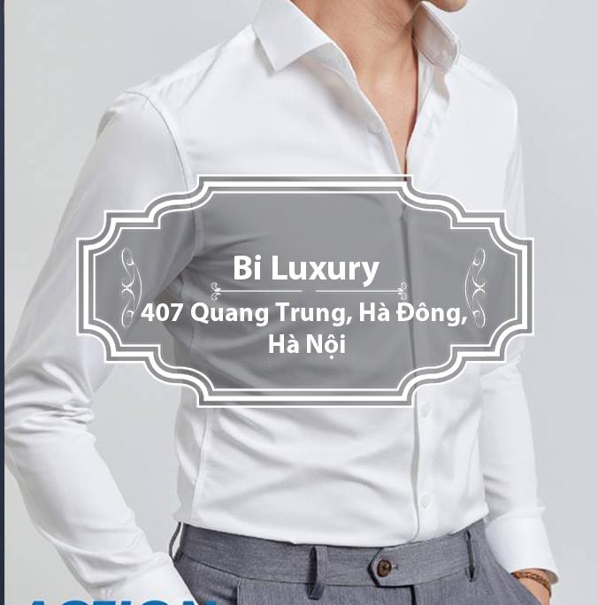 Biluxury - Thời trang nam được yêu thích nhất Việt Nam