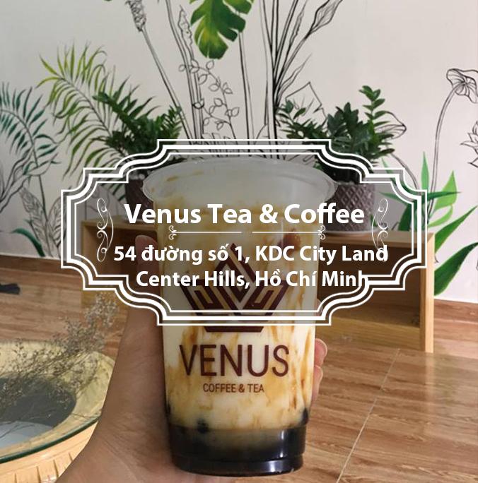 Venus Coffee & Tea - Hơn cả những gì bạn nghĩ