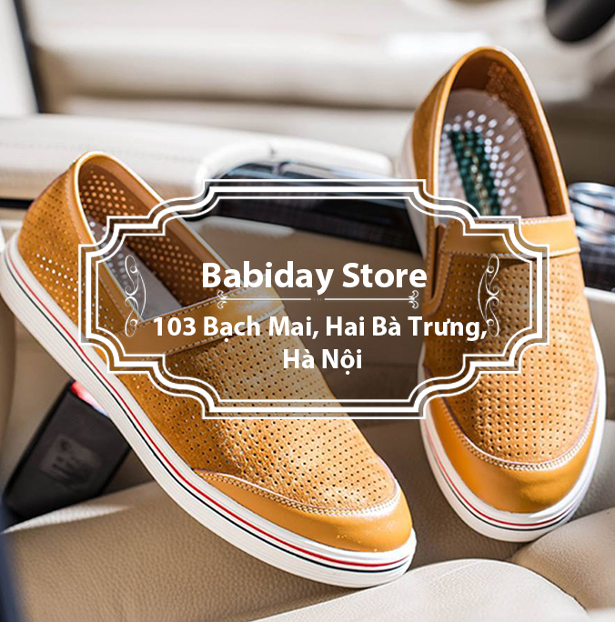 Babi Day - Giày nghệ thuật số 1 Việt Nam