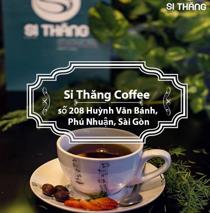 Si Thăng Coffee - Không gian cafe âm nhạc lí tưởng