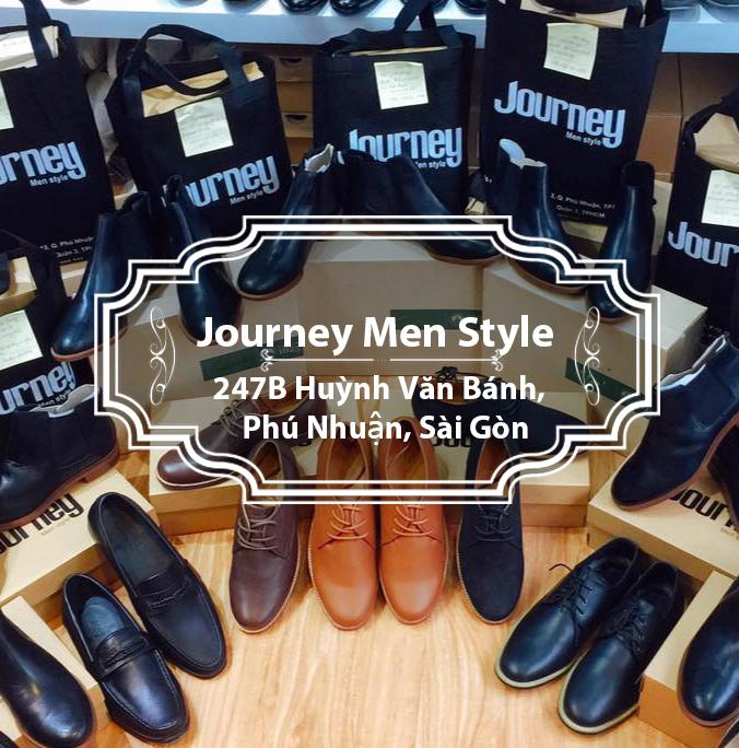 Journey Men Style - Chuyên giày dép da chất lượng cao